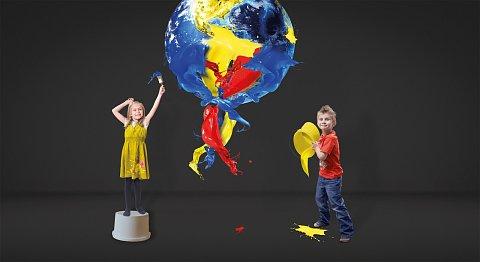 Was wäre die Welt ohne Farben?....